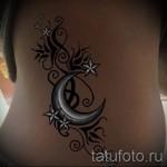 белые тату для девушек - фото с вариантом готового рисунка от 29032016 10