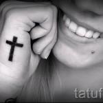 тату крест на кисти - фотографии и примеры от 01032016 2