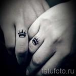 тату на кисти корона - фотографии и примеры от 01032016 12