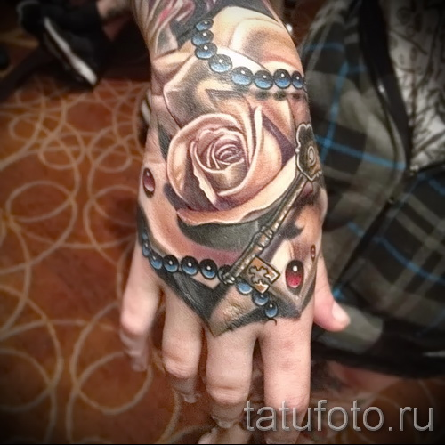 тату на кисти руки для девушек фото - фотографии и примеры от 01032016 12