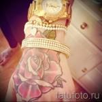 тату на кисти руки для девушек фото - фотографии и примеры от 01032016 16
