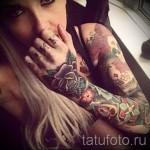 тату на кисти руки для девушек фото - фотографии и примеры от 01032016 18