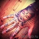 тату на кисти руки для девушек фото - фотографии и примеры от 01032016 5