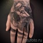 тату на кисти руки мужские фото - примеры от 01032016 1