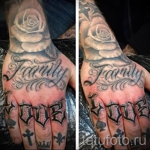 Фото татуировок на кисти руки 86