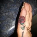 тату роза на кисти - фотографии и примеры от 01032016 14