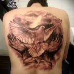 тату 3д фото мужские - пример фотографии готовой татуировки от 02032016 12