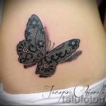 3д татуировки для девушек - пример фотографии готовой татуировки от 02032016 4