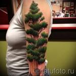 3д тату рукава - пример фотографии готовой татуировки от 02032016 4