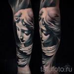 3д тату рукава - пример фотографии готовой татуировки от 02032016 6