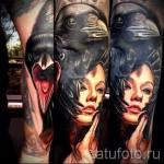 3д тату рукава - пример фотографии готовой татуировки от 02032016 7