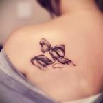 3D-Tattoos für Mädchen - Beispiel Foto des fertigen Tätowierung auf 02032016 2