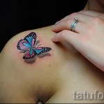 3d tattoos for girls - Example photo of the finished tattoo on 02032016 1