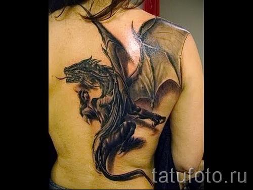 Tatouages 3d pour les filles - Exemple photo du tatouage fini sur 02032016 2