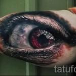 Tattoo-3D-Bilder male - Beispielfoto des fertigen Tätowierung auf 02032016 4