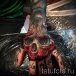 tatouage crâne sur la main - Photos et exemples de 01032016 2