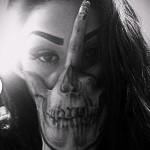 tatouage crâne sur la main - Photos et exemples de 01032016 4