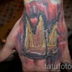 tatouage sur la couronne de la main - des photos et des exemples de 01032016 4