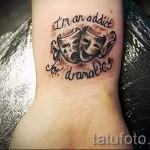 tatouage sur le poignet des photos de l'homme - des exemples de 01032016 1