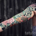 tattoo from wrist to elbow - photos and examples from 01032016 2