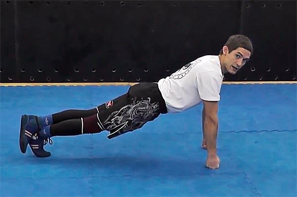 Полное отжимание. Фитнес-бокс – советы по тренингу - фото