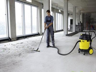Рекомендации по уборке помещений после ремонта - фото