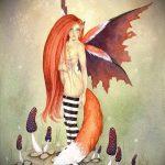эскизы тату лисы для девушек - смотреть картинки от 25-04-2016 12