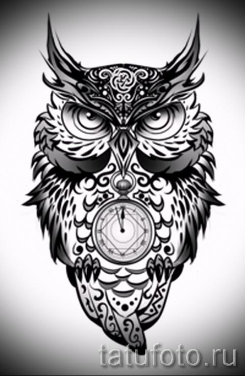 Эскизы цветных татуировок для мужчин