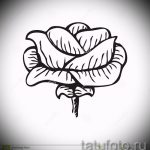 эскиз тату цветы на руку - рисунки от 26-04-2016 14