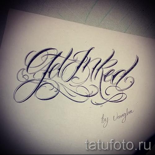 Татуировки в стиле Чикано ТриТатушки 86