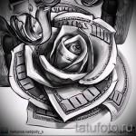 эскиз чикано татуировки 10