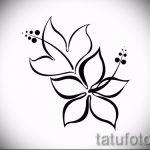 Blume Tattoo-Designs für Mädchen - Bilder aus 26-04-2016 1