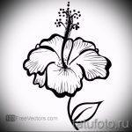Blume Tattoo-Designs für Mädchen - Bilder aus 26-04-2016 3