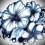 Blume Tattoo-Designs schwarz - Zahlen von 26-04-2016 1