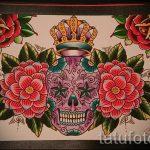 Farbmuster Tattoo Skizzen - Zeichnungen von 26-04-2016 1