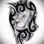 Löwe Tattoo-Designs Realismus - Bilder für Tätowierungen von 29042916 1