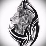 Löwe Tattoo-Designs Realismus - Bilder für Tätowierungen von 29042916 3