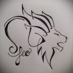 Leo tattoo designs 1