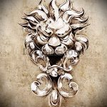 Lion sketches for tattoos - designs for tattoos from 29042916 1