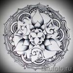 Lotusblume Tattoo Skizzen - Zeichnungen von 26-04-2016 1
