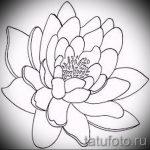 Lotusblume Tattoo Skizzen - Zeichnungen von 26-04-2016 3
