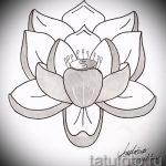Lotusblume Tattoo Skizzen - Zeichnungen von 26-04-2016 4