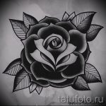 Rose old school tattoo designs - looking cool wallpaper 2