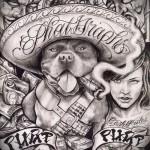 Skizze von Chicano Männer Tattoo 2