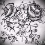 Skizzen Tattoo Farben Schwarz und Weiß - Zeichnungen von 26-04-2016 1