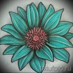 Tattoo-Blumen farbigen Skizzen - Zeichnungen von 26-04-2016 1