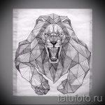croquis de Lion pour les tatouages - dessins pour les tatouages de 29042916 2