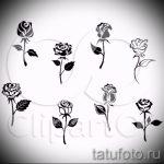 croquis de couleurs de tatouage sur la cuisse - dessins de 26-04-2016 3