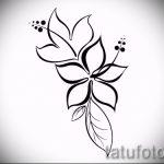fleur de tatouage pour les filles - Images des 26-04-2016 1