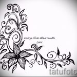 flower tattoo designs for girls - Pictures from 26.04.2016 1